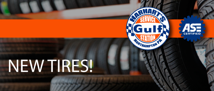 Buy New Tires At Expert Tire Shop Near Northampton Pa