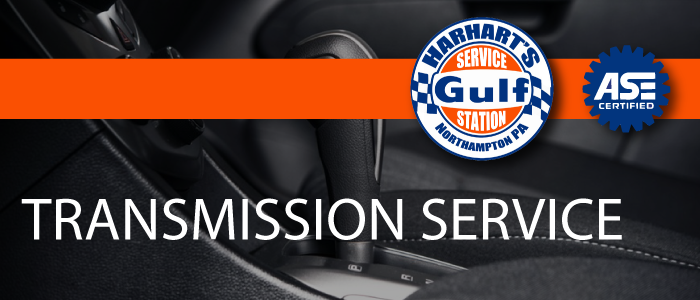 Transmission Repair Service and Transmission Fluid Change